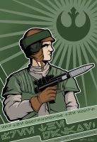 Rebel Propaganda - Scout by jpc-art