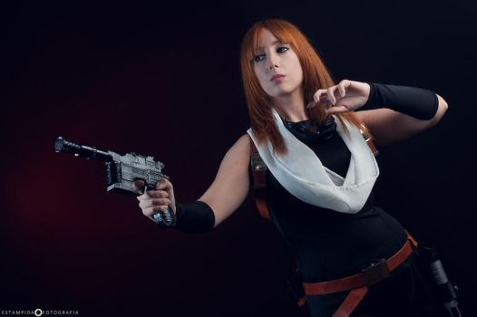 Mara Jade - Star Wars by Neferet-Cosplay