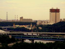 Moscow 1 by grigant