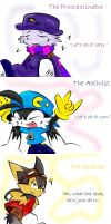 The Three Types of People by kimbk