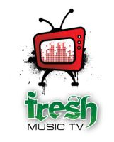 FRESH MUSIC TV LOGO by sidath