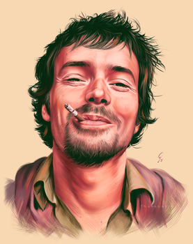 Damien Rice by Thubakabra