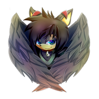 :PC: Angel the hedgehog by KaoMaou