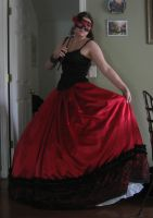 Lady Red- Set 1 010 by TrapDoor-Stock