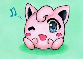 ACEO - Jigglypuff