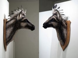 Totem new photos by DiamondDustTaxidermy