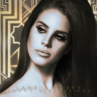 Young and Beautiful - Lana Del Rey by AgynesGraphics
