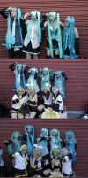 Vocaloid collecting by AlchemyAllStars