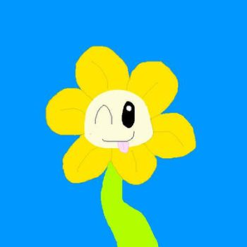 flowey gif icon by PlushiesLove