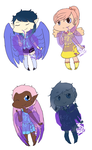 Angel Adopts ( 2/4 Open) by RosyApplesAdopts