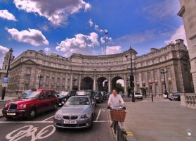 London: Admiralty Arch by Pixie-Arts