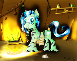 Sea Foam: Alchemy by SeaFoamThePony
