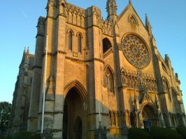 The cathedral in Arundel 8 by Oceansoul7777