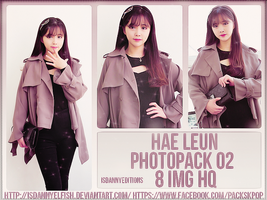 Hae Leun (ULZZANG) - PHOTOPACK#02 by JeffvinyTwilight