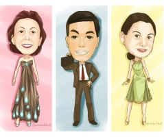 caricatures by windarchitect
