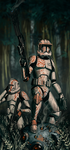 Clone Commader by Rotaken