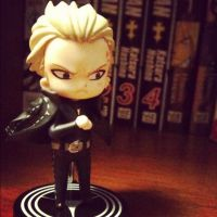 Persona 4: Kanji Tatsumi One Coin Figure by xXInvaderEmXx