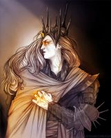 Silmarillion: Embrace the darkness by kaetiegaard