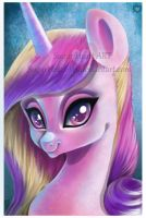 Cadance by SugarHeartArt