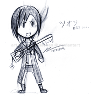 Day 001 - BRS Xion by chibirenachan