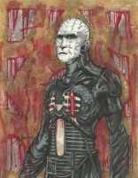 Pinhead by ChrisOzFulton