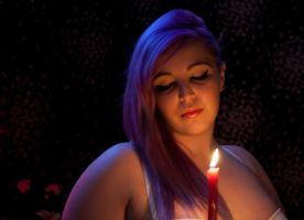 Candlelit2 by photomystique