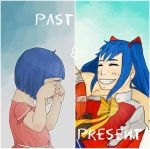 Wendy Marvell Past and Present by 191195