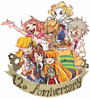 Okage 12th Anniversary by pikushidust