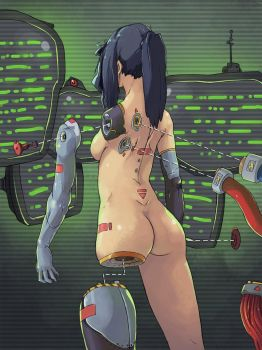 Others Cyborgs Girls 012 by Pepekas