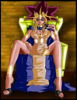 Queen Yugi by InfinitySign