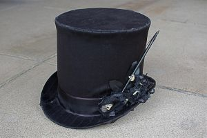 Reaper Top Hat Comission by pennyfarthing1893
