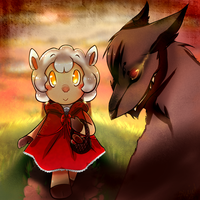 Little Red Riding Hood by LifelsPain