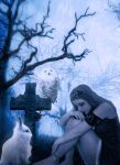 A Slave of the Blue Moon by Louised