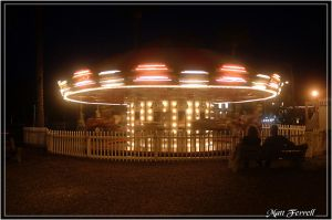 St. Augustine, FL Carousel 06 by AnimaSoucoyant