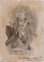 Jack Sparrow by Demon-Lionka