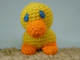 """Rubber"" Duckie by Tremlin"