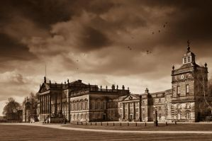 Wentworth Woodhouse by taffmeister