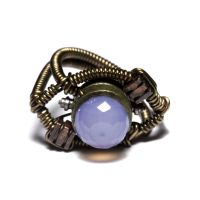 Steampunk Ring OOAK 2 by CatherinetteRings