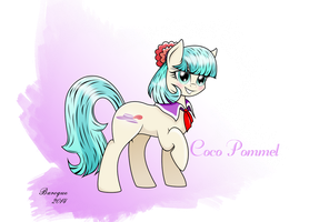Coco for Pommel by BaroqueDavid