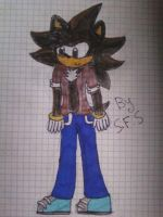 Daniel The Hedgehog by SuperFanShadamy