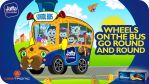 Wheels On The Bus Go Round And Round VIDEO by djnick2k