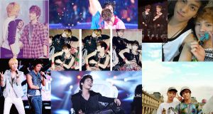 JongKey collage by TheEpicChoco