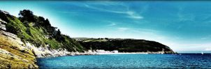 Laxey Bay by basement-ghost