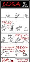 cOsA el comic 1 by T-M-V