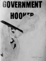 Government Hooker by brettrounds