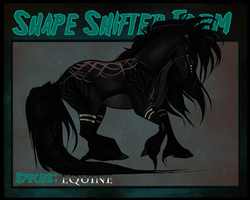 Shapeshifter Form by Aihnna