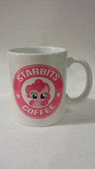 Pinkie Pie Starbits Mug by eternaluprising4