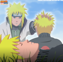 Naruto recordando by LiderAlianzaShinobi