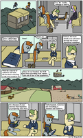 Post-Fallout Equestria : Episode1 Page23 by king-koder