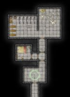 Free Dungeon Map by torstan